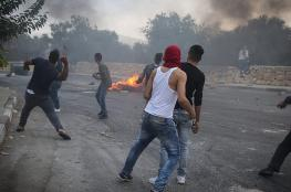 مواجهات واعتقالات في كوبر ودير نظام برام الله