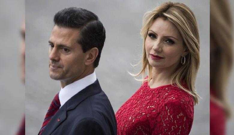 زوجة رئيس المكسيك قررت الطلاق من زوجها بعد انتهاء حكمه للبلاد !