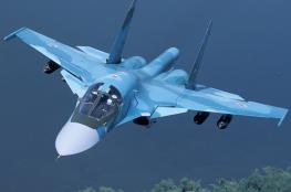 """روسيا تسحب 6 طائرات سوخوي """"24"""" من سوريا"""