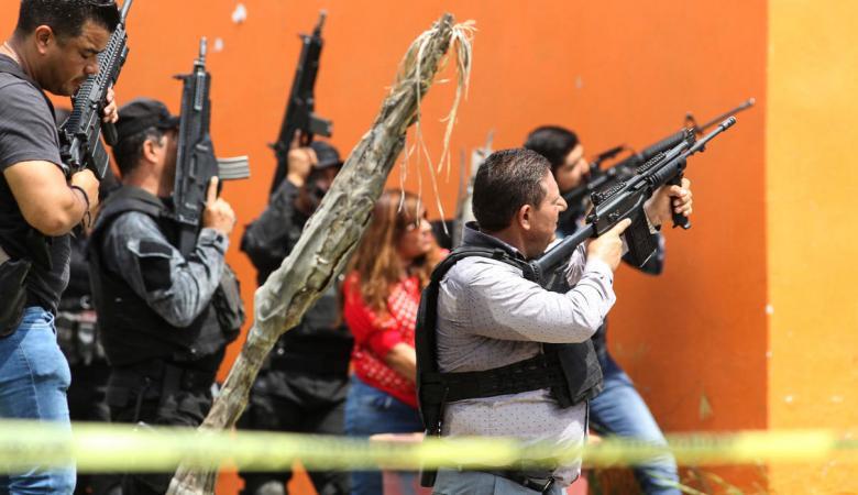 في عدد قياسي.. حوالى 35 ألف جريمة قتل في المكسيك العام الماضي