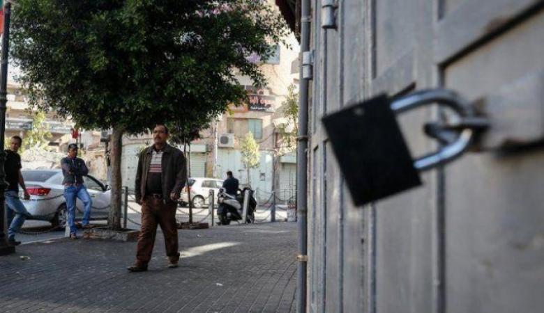 5 آلاف منشأة اقتصادية بغزة أغلقت أبوابها بسبب الحصار