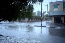 الطقس: انخفاض ملموس وأمطار على مختلف المناطق
