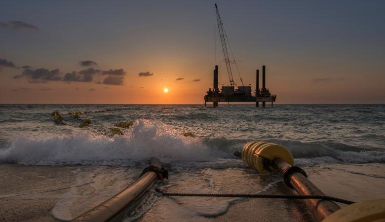 عون : لبنان لن يسمح لاسرائيل بالتنقيب عن الغاز في المياه الاقليمية