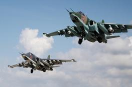 الطيران الروسي يشن غارات مكثفة على ريف أدلب