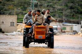 فلسطين على موعد مع منخفض جوي بارد ومحمل بالأمطار والخير