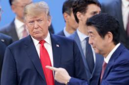 رئيس الوزراء الياباني يتدخل لمحاولة خفض التوتر بين ايران واميركا