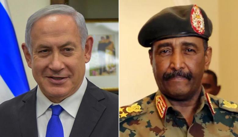 السودان: النيابة ترفض فتح دعوى جنائية ضد البرهان للقائه نتنياهو