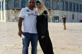 مجندة اسرائيلية عادت لليهودية بعد أن اسلمت وتزوجت من فلسطيني بالأقصى