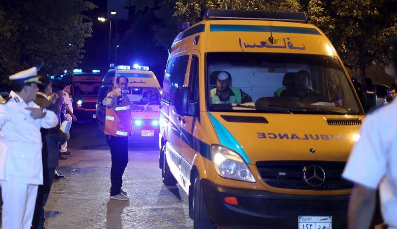 مصري يقتل أطفاله الخمسة وزوجته وشقيقته ويسلم نفسه للشرطة