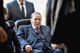 """الحزب الحاكم في الجزائر يعلن ترشيح """"بوتفليقة """"  لرئاسيات 2019"""