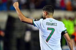 شاهد..محرز يقود الجزائر لفوز ثمين امام كولومبيا