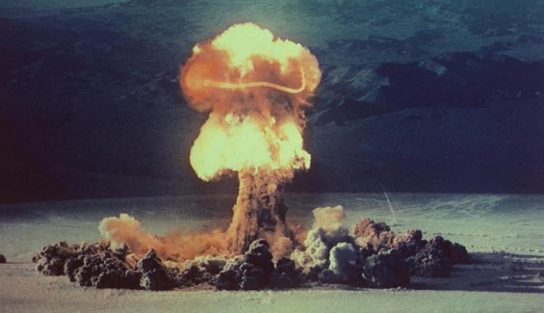 """""""اسرائيل """" اجرت تجربة نووية سرية"""