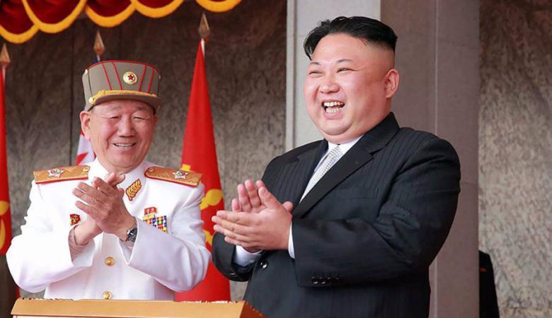 """كوريا الشمالية تهدد بتحويل الولايات المتحدة الى """"رماد وظلام """""""