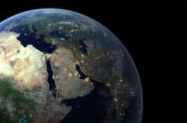 لماذا لا نشعر بدوران الأرض