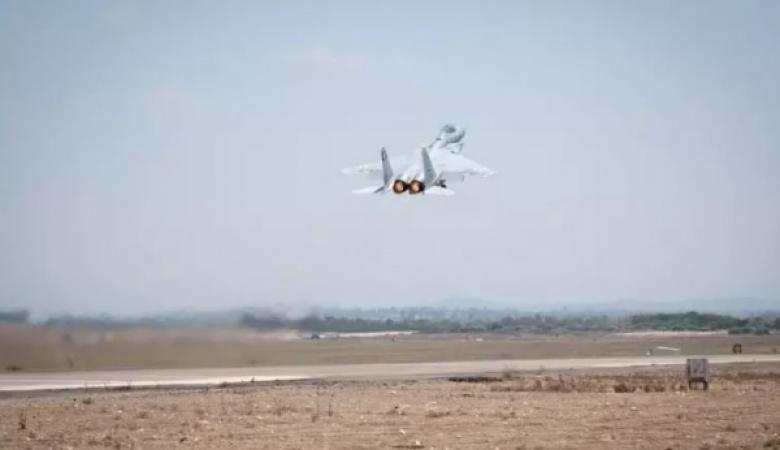 """بهذه الطائرات والصواريخ قصفت """"اسرائيل """" غزة على مدار يومين"""