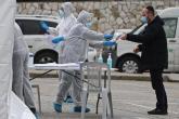 """3460 اصابة بفيروس كورونا في """"اسرائيل"""""""