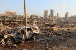 محافظ بيروت: خسائر انفجار المرفأ ما بين 3 إلى 5 مليارات