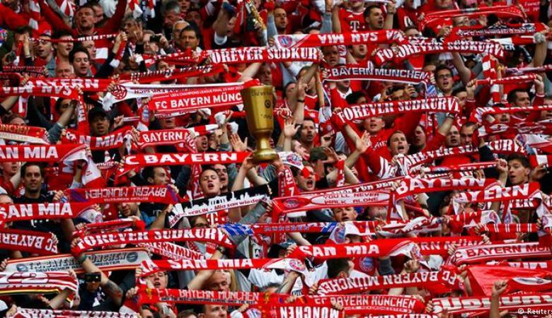 الدوري الألماني ـ بوندسليغا ـ الأول جماهيريا والثاني ماليا