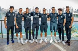 """ريال مدريد يصل """"ابو ظبي """" وتساؤلات بشأن """"قائمة اللاعبين"""""""