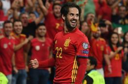 إسبانيا تسحق إيطاليا وتقطع خطوة هامة نحو المونديال