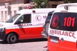 مصرع طفلة فلسطينية بعد تعرضها لحادث دهس بالخليل