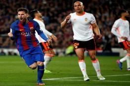 قمة نارية تجمع برشلونة وفالنسيا .. والريال لاستعادة نغمة الفوز