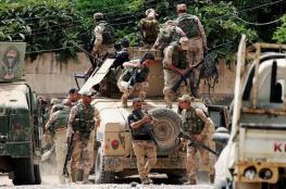 """القوات العراقية تشن عملية لتحرير آخر مواقع """"داعش"""" في الموصل"""
