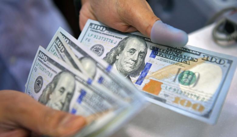 الدولار يستعيد عافيته ويصعد بقوة امام الشيقل