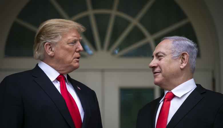 نتنياهو : الامريكيون لا يطلبون منا الاعتراف بدولة فلسطينية