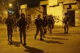 مواجهات واعتقالات ليلية في طولكرم ونابلس فجر اليوم