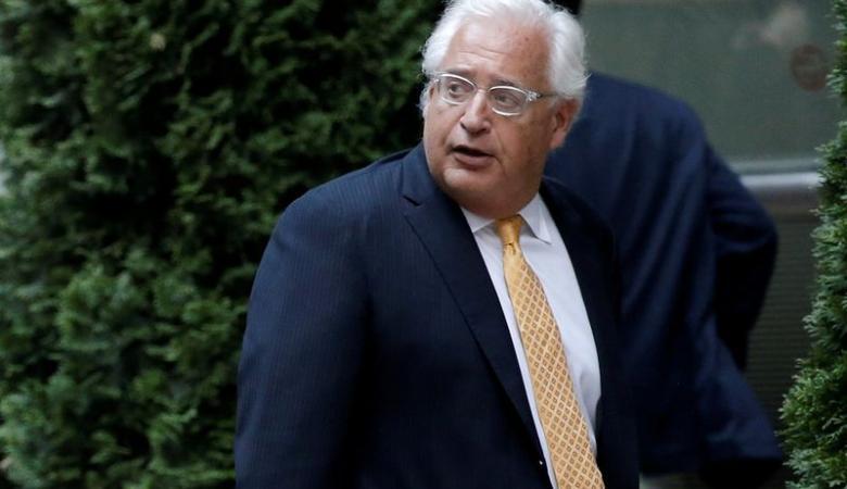 السفير الامريكي لدى تل أبيب : قلبي مع المستوطنين في مواجهة الفلسطينيين
