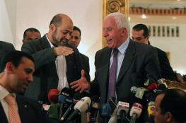 وفد من حركة فتح يتوجه الى القاهرة خلال اليومين المقبلين