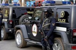 مقتل ضابط شرطة واصابة آخرين بانفجار جنوب القاهرة