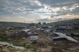 إصابة مواطن في اعتداء للمستوطنين بالخان الأحمر
