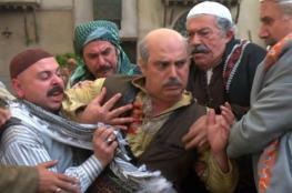 """وفاة احد ممثلي مسلسل باب الحارة السوري """"صورة """""""