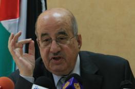 الزعنون ينفي تحديد موعد لعقد دورة للمجلس الوطني الفلسطيني