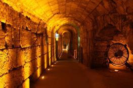 اسرائيل تقرر اطالة النفق الممتد أسفل البلدة القديمة بالقدس