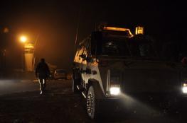 اصابات في مواجهات مع الاحتلال بمدينة طولكرم فجر اليوم