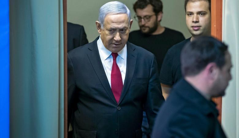 مدعي عام الاحتلال يوجه لائحات اتهام بحق نتنياهو