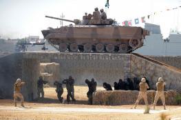 الجيش الامريكي يوقف تدريباته العسكرية مع دول الخليج بسبب الازمة القطرية