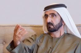 حاكم دبي : العالم يحتاج الى السعادة لينعم بالخير
