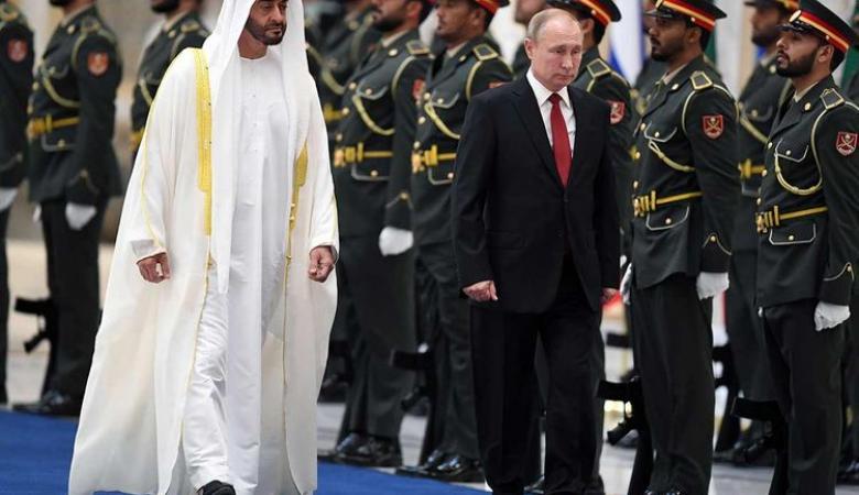 بوتين عن التطبيع الاماراتي : سنبقى داعمين لقضية فلسطين