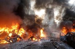 """العراق : مقتل """" 17 """" شخصا  في تفجيرات تبناها تنظيم داعش"""