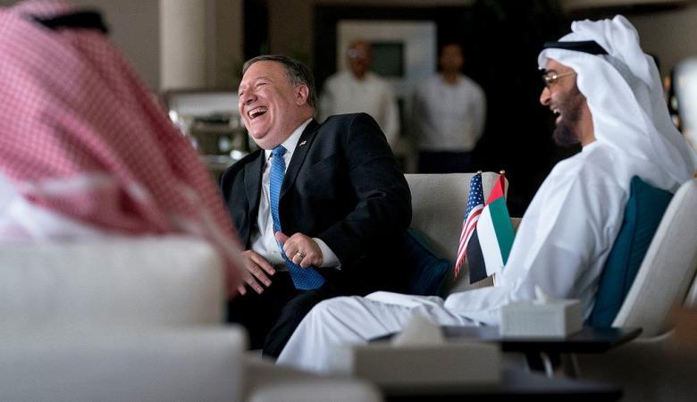 الامارات واميركا يتفقان على محاربة الارهاب والتطرف