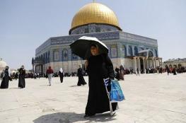 دعوات لشد الرحال الى المسجد الاقصى في يوم عرفة