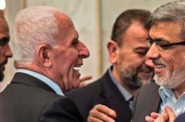 عزام الاحمد : تمكين الحكومة في غزة ضروري