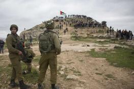 """فلسطين تدعو لفرض عقوبات على """"اسرائيل """" حال الضم"""