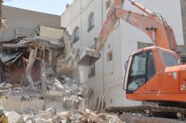 الاحتلال يهدم منزلا في نعلين غرب رام الله  ويخطر بهدم آخر