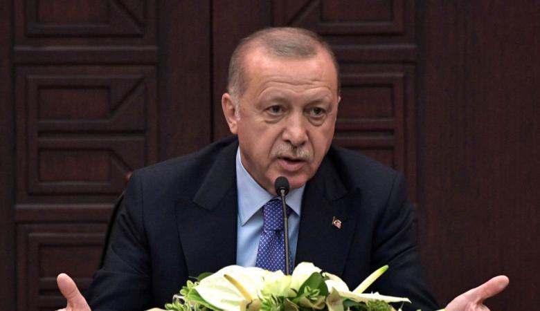 أردوغان: 400 ألف شخص من إدلب السورية يتحركون صوب حدود تركيا