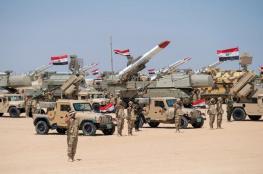 السيسي يهدد بالتدخل عسكرياًُ بشكل مباشر في ليبيا